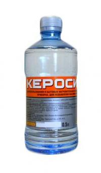 Керосин 0,5л РЕТ (24 бут./кор.)