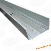 Профиль перегородочный стоечный ПС 75х50 3м
