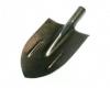 Лопата штыковая рельс. сталь с ребрами жесткости