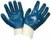 Перчатки нитрил. с трикотаж. манжетой облив.( *12)