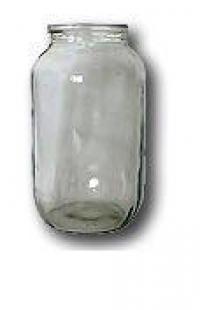 Стеклобанка СКО 1.5 л упак.12 шт.(Коркино)